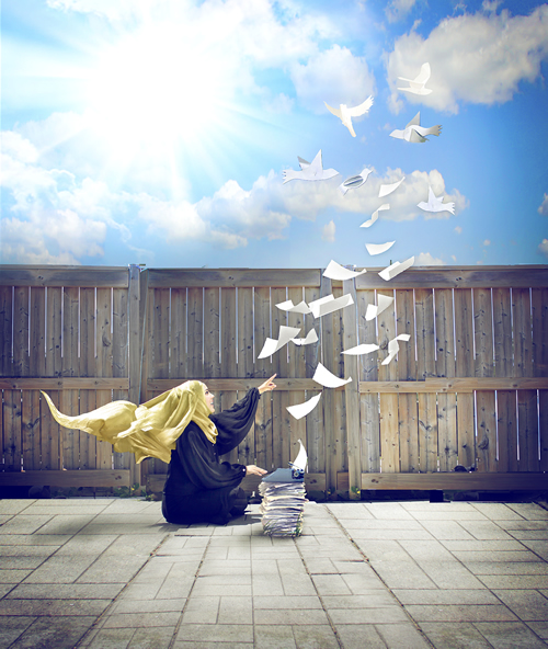 Divine Liberation - Hafsa Khizer