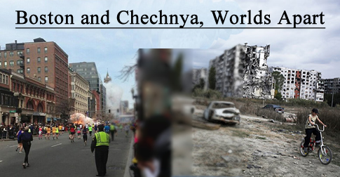 Boston and Chechnya – Worlds Apart