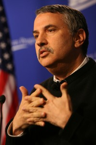 Thomas Friedman Photo courtesy of the Center for American Progress