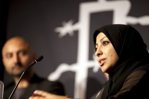 Maryam al-Khawaja. Photo courtesy of amnestystudent/Flickr.