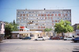 Apartments in Dagestan. Photo courtesy of Bolshakov/Flickr.