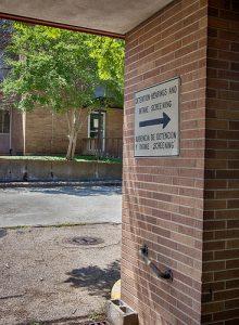 A West Dallas juvenile detention facility.  Photo courtesy of Randall Pugh/Flickr.
