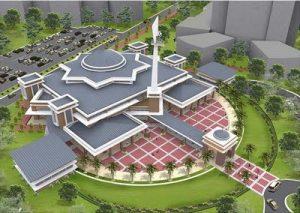 mosque blueprint