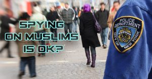 spying on muslims