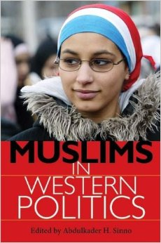 A book edited by Abdulkader Sinno that looks at relations between Muslims and host countries