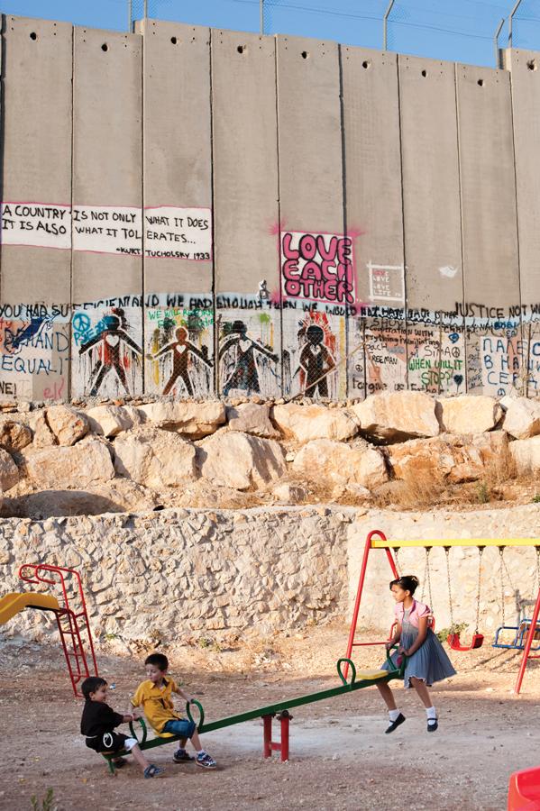 Bethlehem, occupied Palestinian territories.  rrodriekbeiler/istockphoto