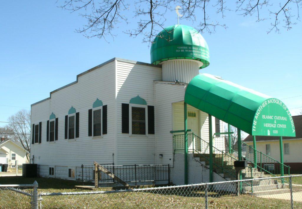 Mother mosque in Cedar Rapids