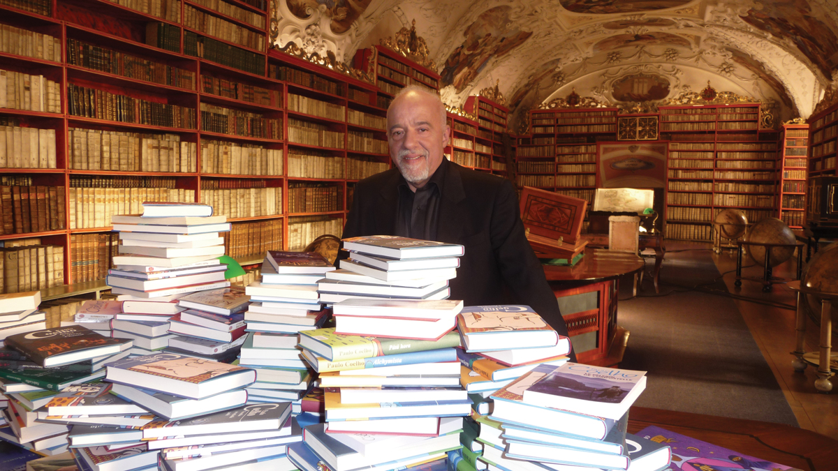 Interview with Paulo Coelho: best selling author of The Alchemist