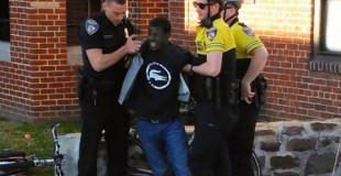 The Mourning After: Pain and Protest in Baltimore