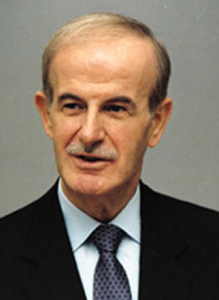 Hafez al-Assad >Wikipedia Commons