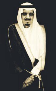 Saudi King Salman >Flickr/Tribes of the World