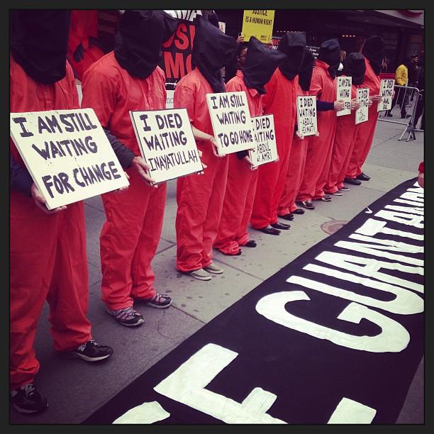 >Flickr/Witness Against Torture
