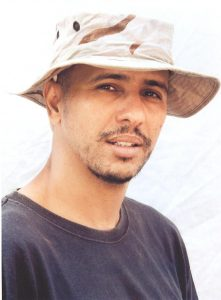 Mohamedou Ould Slahi >Photo by International Committee of the Red Cross, CC BY-SA 3.0