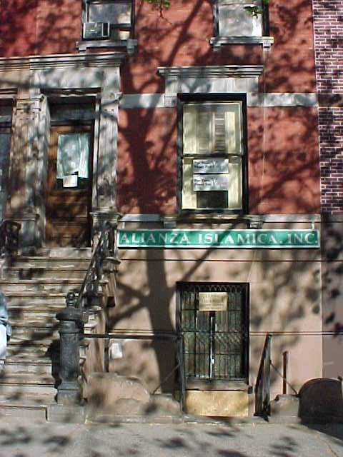 Alianza Islamica's final resting place on Alexander Avenue in the Bronx.