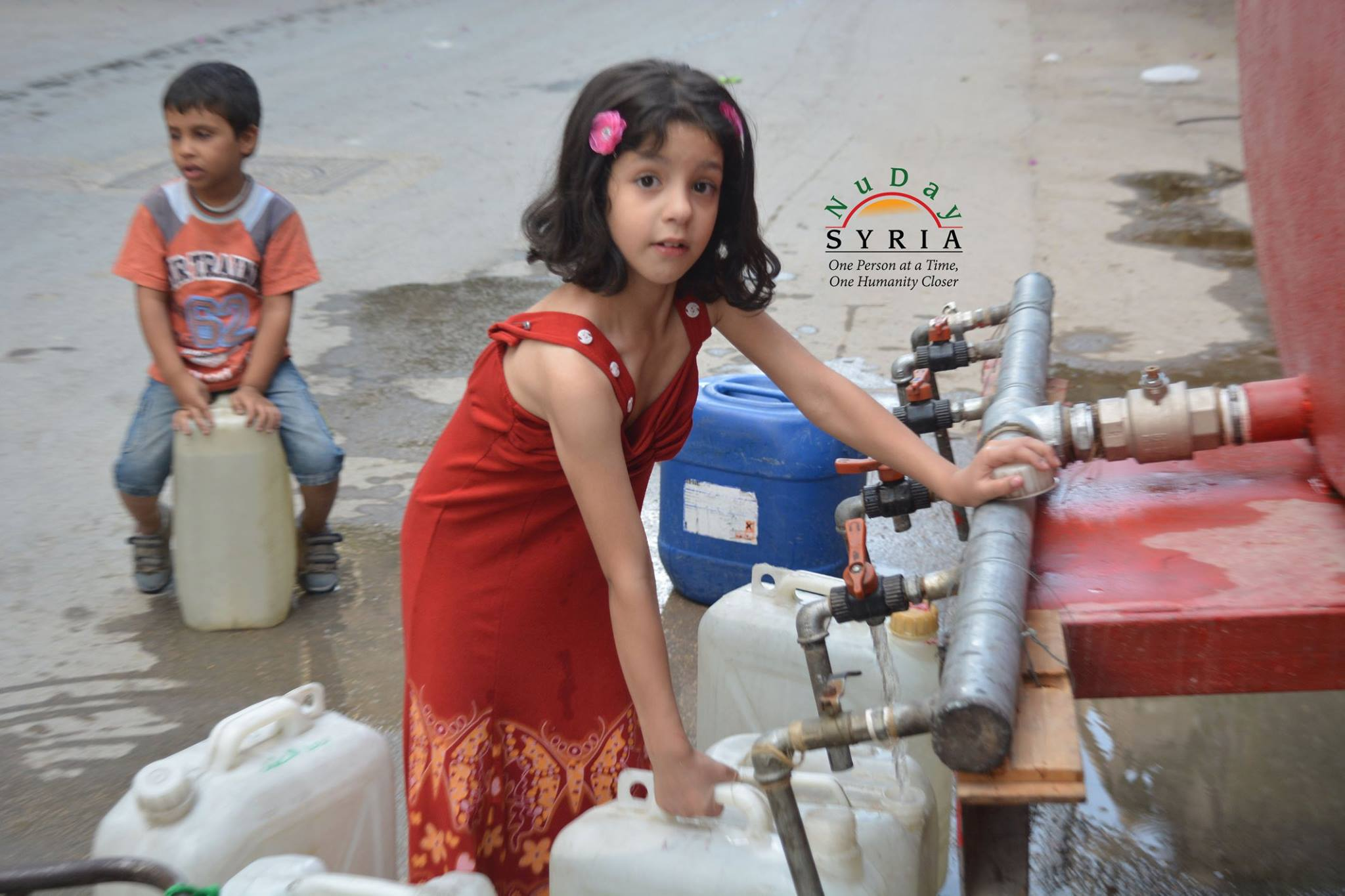 Syria's saving will be through its women