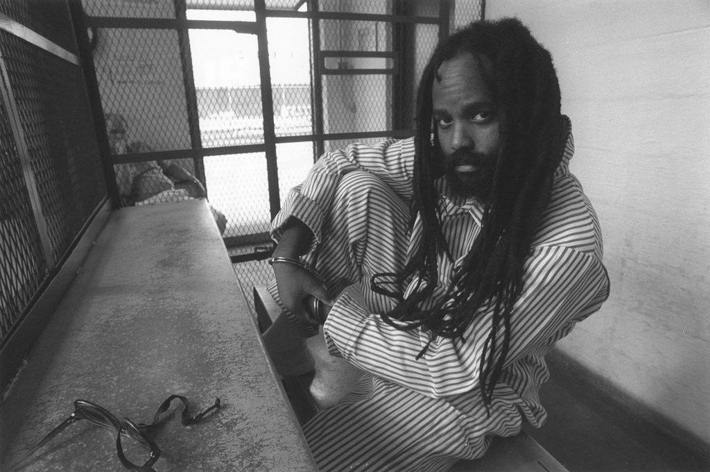 Mumia Abu-Jamal >Flickr/Prison Radio