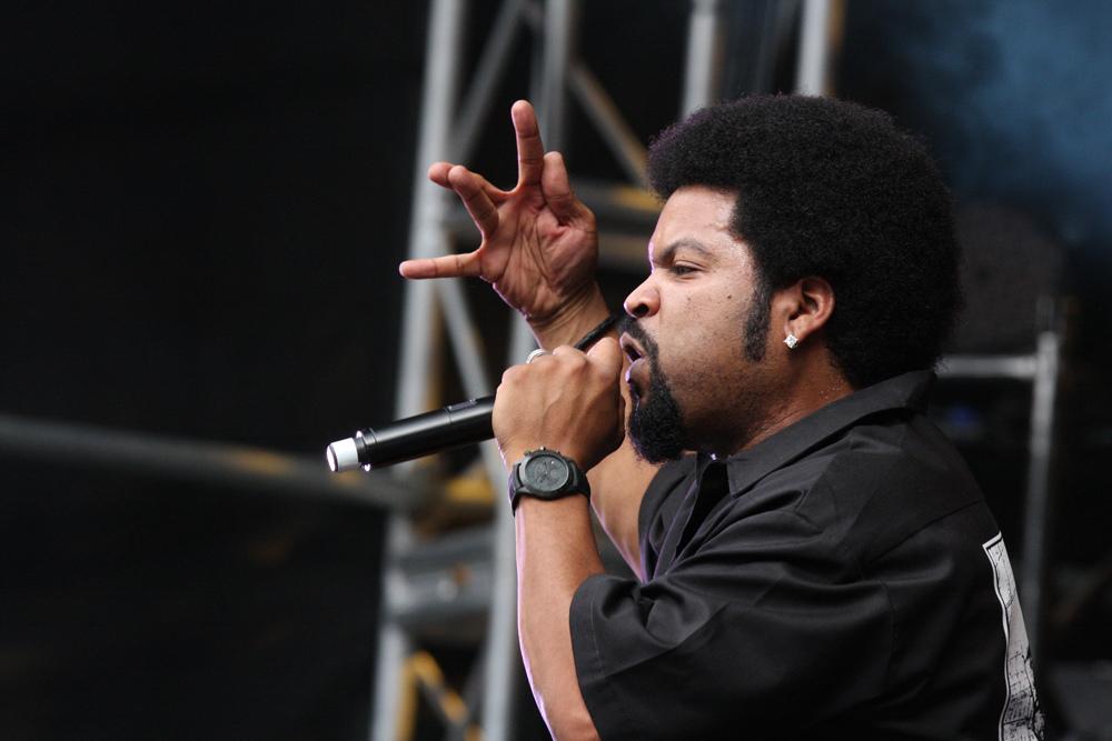 Ice Cube >Flickr/Eva Rinaldi
