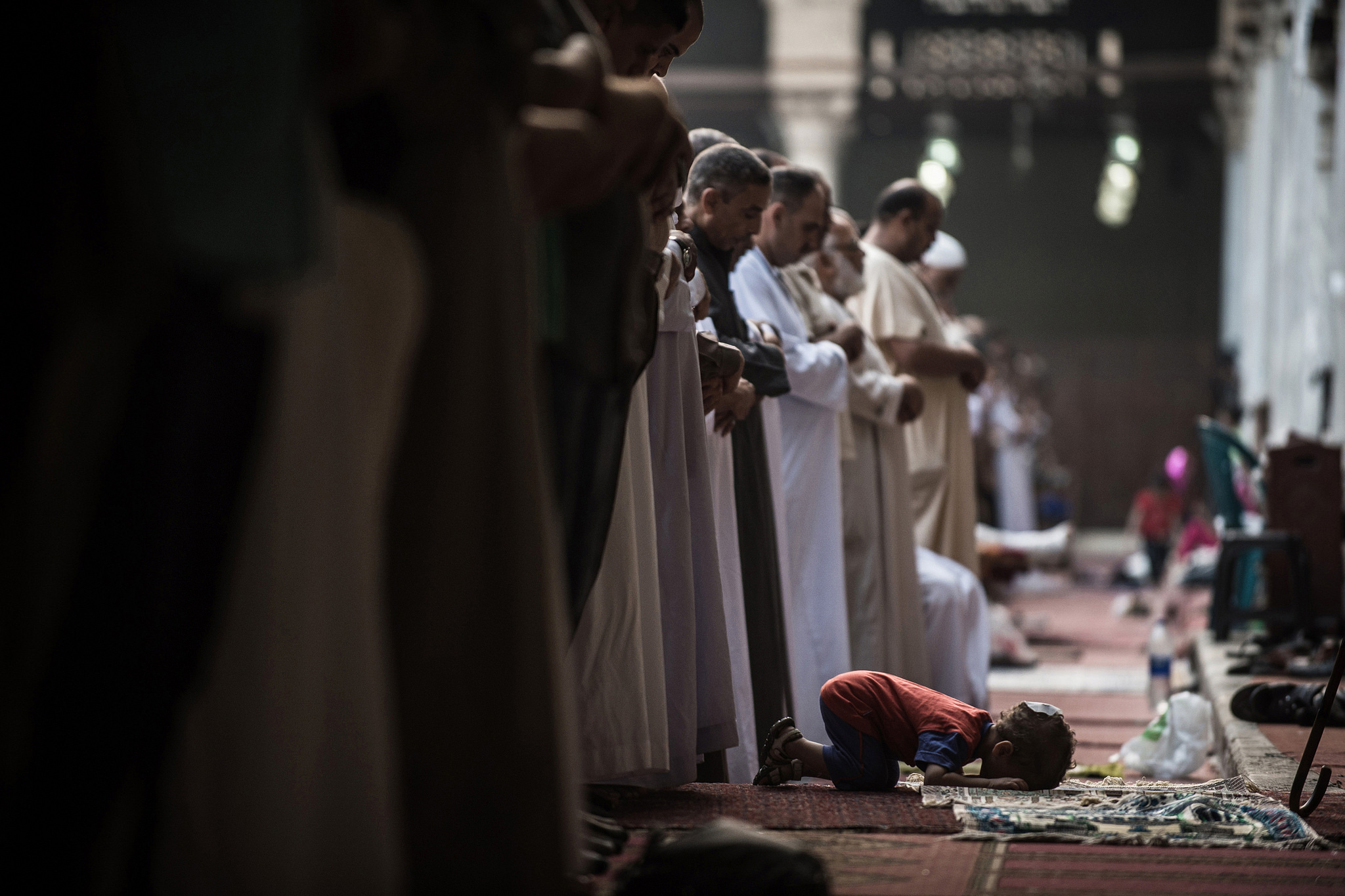 Photo Credit: Chaoyue 超越 PAN 潘 on Flickr Photo Caption: Eid-al-Fitr prayers in Egypt Flickr Link: https://flic.kr/p/rehWuW