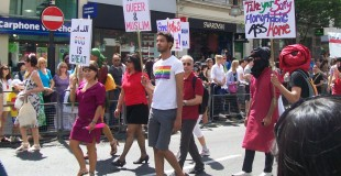 Photo Credit: Peter O'Connor on Flickr Photo Caption: Pride March in London, 2010 Flickr Link: https://flic.kr/p/8fDE1K