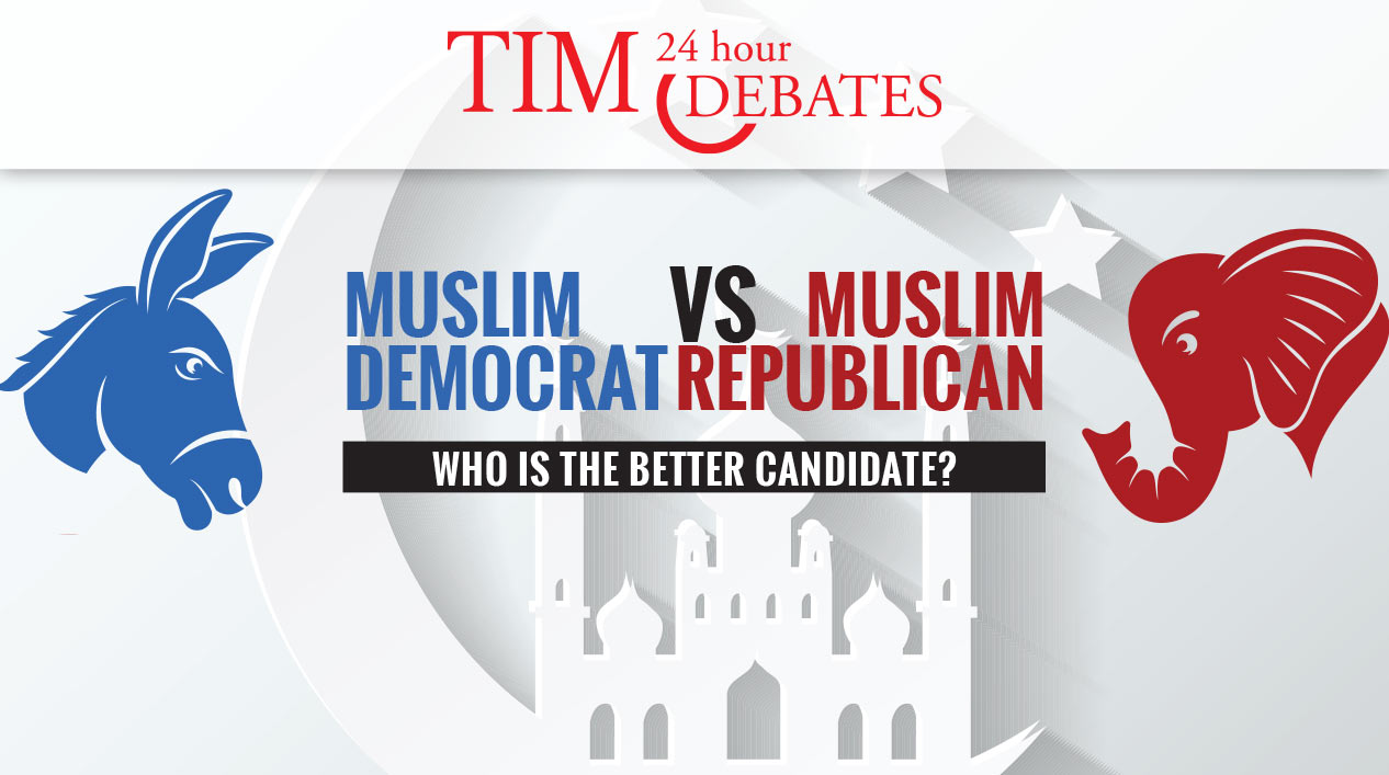 TIM 24 Hour Debates – US Elections Debate #1