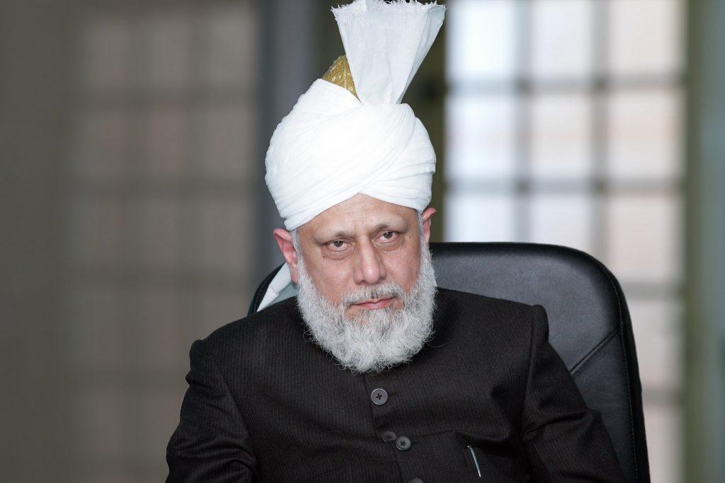 Hadhrat Mirza Masroor Ahmad>Flickr/sirsheraz