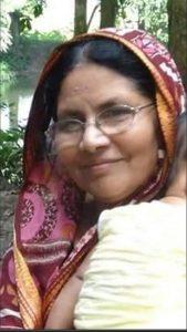 nazma Khanam
