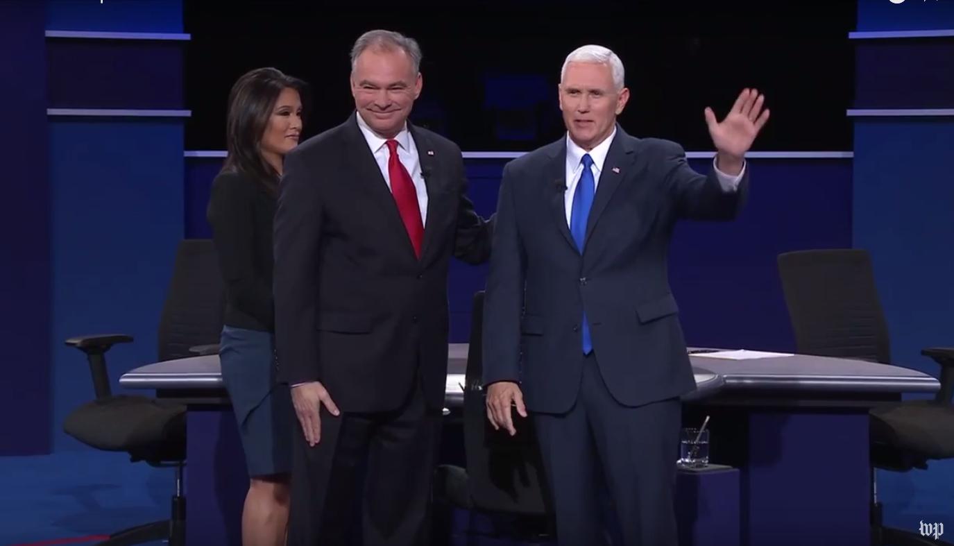 The Vice Presidential Debate