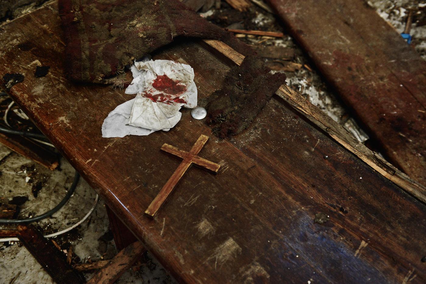 A Church Massacre in Egypt