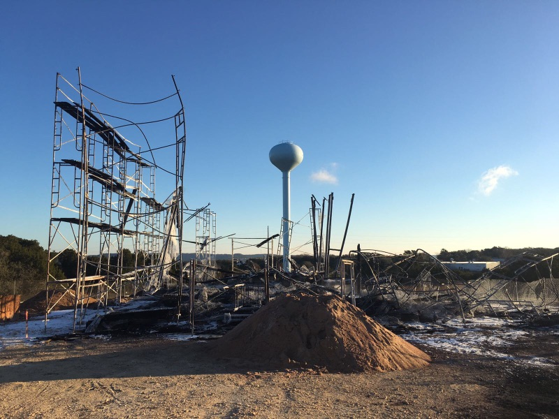 How to Build a Mosque in America and Watch it Burn to the Ground: Lake Travis, Texas Edition
