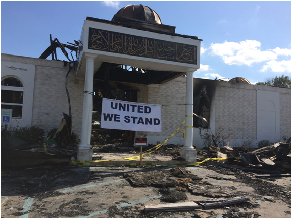How to Build a Mosque in America and Watch it Burn to the Ground: Victoria, Texas Edition