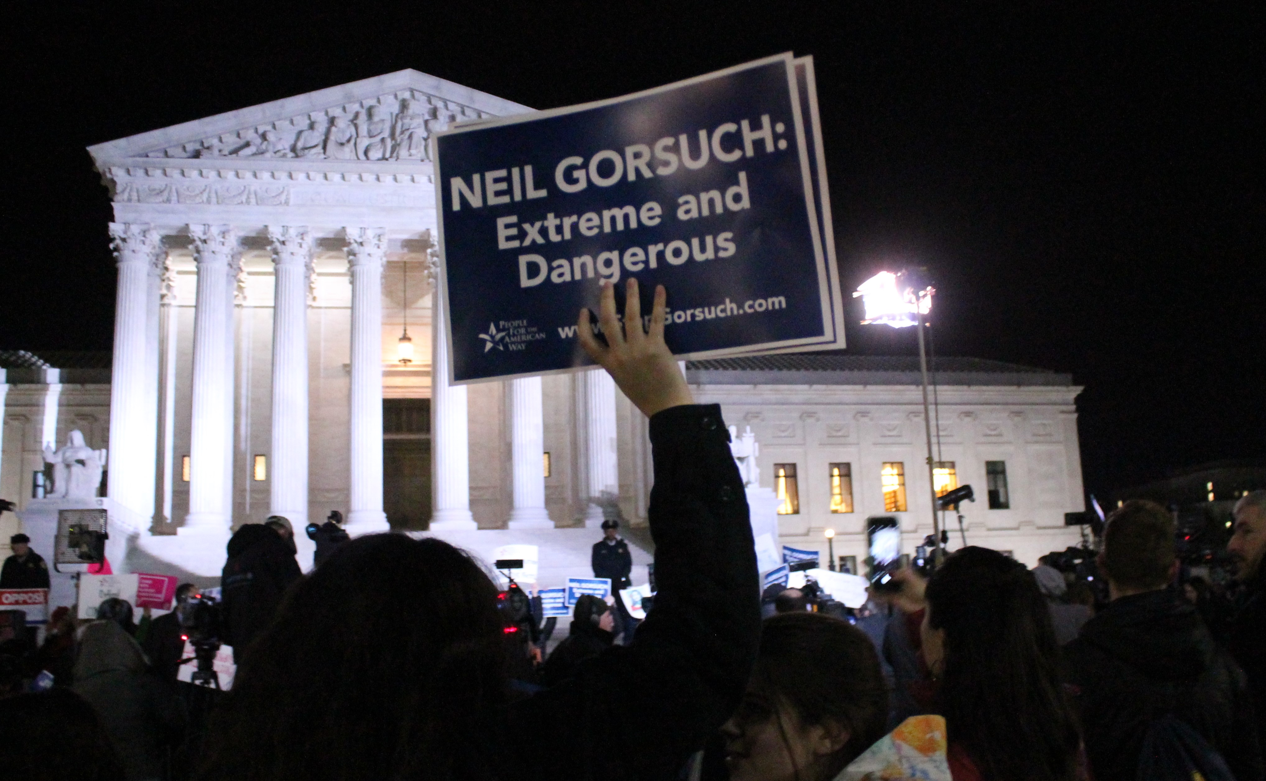 45 Watch: 3 Reasons to Say No to Neil Gorsuch