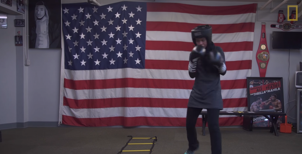 Boxing with God: Muslim Fighter Eyes Olympic and Spiritual Glory